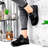 Кроссовки женские New Balance черные 3476, фото 8