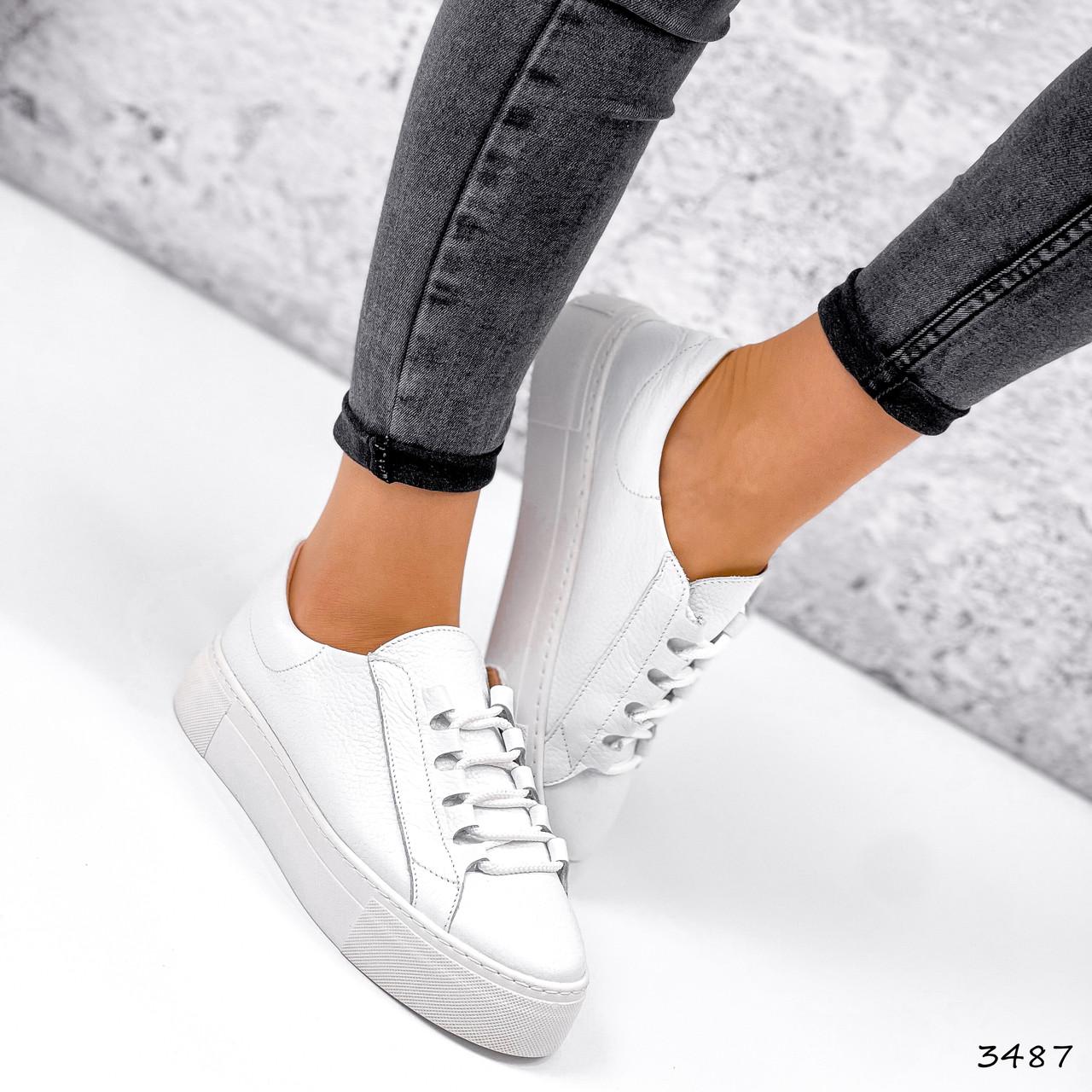 Кросівки жіночі Lisa білі 3487