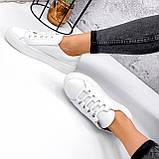 Кросівки жіночі Lisa білі 3487, фото 2