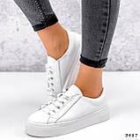 Кросівки жіночі Lisa білі 3487, фото 5