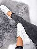Кросівки жіночі Lisa білі 3487, фото 8