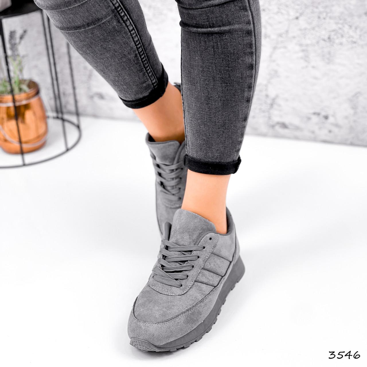 Кросівки жіночі Lilia сірі 3546