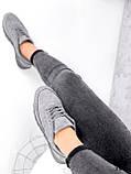 Кросівки жіночі Lilia сірі 3546, фото 6
