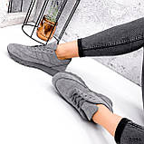 Кросівки жіночі Lilia сірі 3546, фото 8