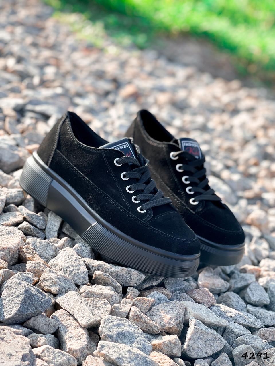 Кросівки жіночі Under чорні 4291