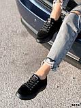Кросівки жіночі Under чорні 4291, фото 2