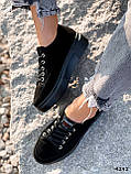 Кросівки жіночі Under чорні 4291, фото 3