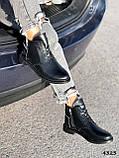 Черевики жіночі Lana чорні 4323, фото 4