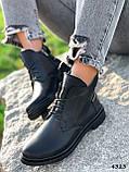 Черевики жіночі Lana чорні 4323, фото 7