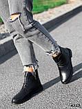 Черевики жіночі Lana чорні 4323, фото 8