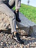 Черевики жіночі Lana чорні 4323, фото 9