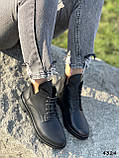 Ботинки женские Valerie черный 4324 ДЕМИ, фото 2