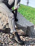 Ботинки женские Valerie черный 4324 ДЕМИ, фото 6