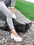 Туфлі жіночі Martel білі 4328, фото 10
