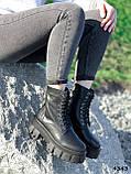 Черевики жіночі Gilone чорні 4343, фото 4