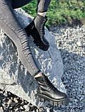 Черевики жіночі Gilone чорні 4343, фото 5
