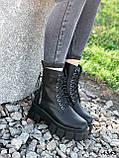 Черевики жіночі Gilone чорні 4343, фото 8