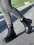 Черевики жіночі Gilone чорні 4343, фото 10