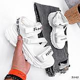 Босоніжки жіночі Annabelle білі 3840, фото 6