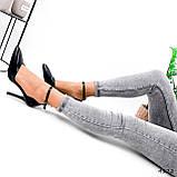 Туфли женские Imany черные 4122, фото 7