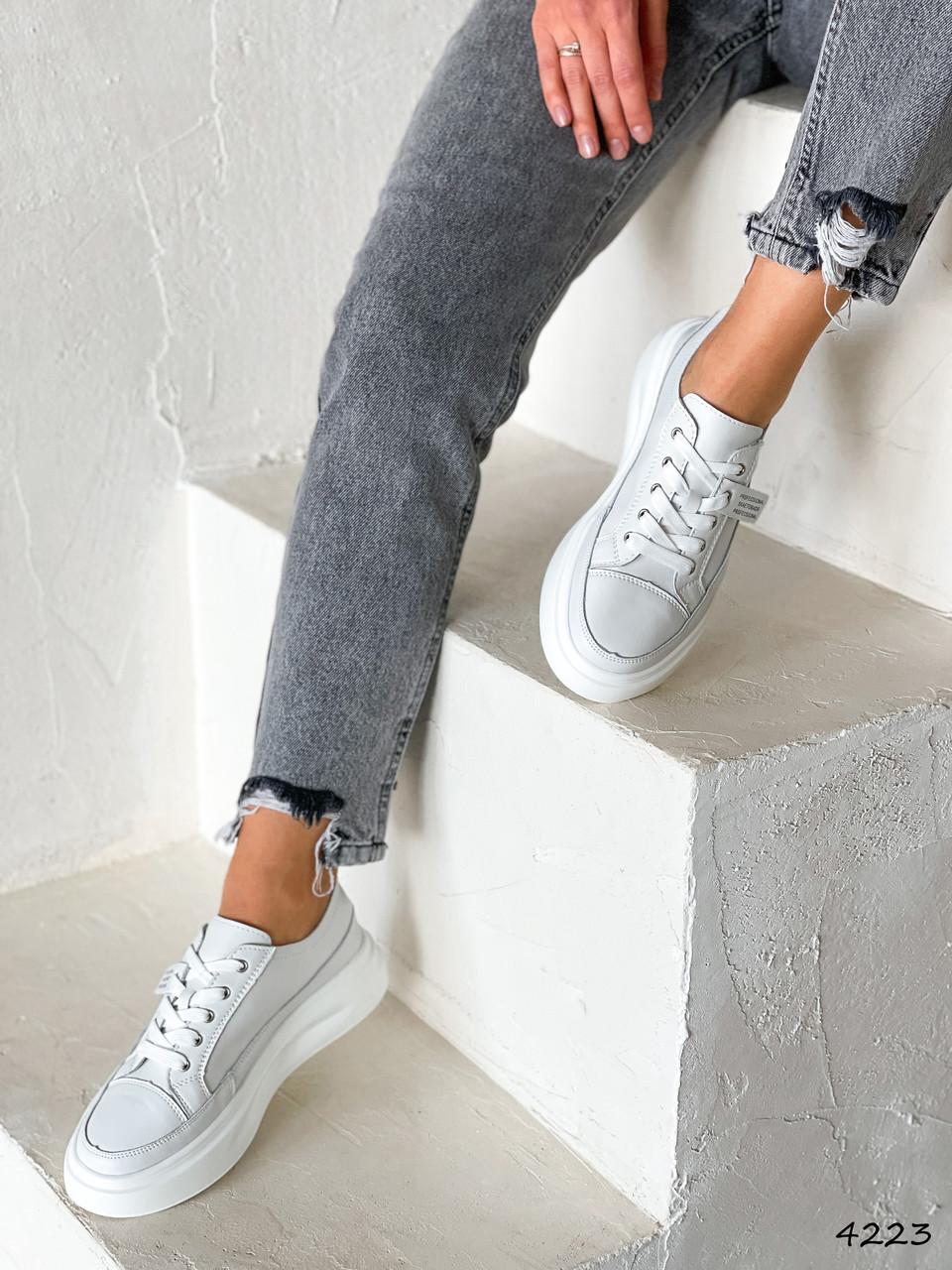Кросівки жіночі Carol білі 4223