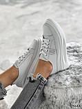Кросівки жіночі Carol білі 4223, фото 2