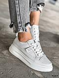 Кросівки жіночі Carol білі 4223, фото 5