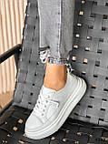 Кросівки жіночі Carol білі 4223, фото 6