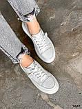 Кросівки жіночі Carol білі 4223, фото 7