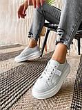 Кросівки жіночі Carol білі 4223, фото 8