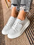 Кросівки жіночі Carol білі 4223, фото 9