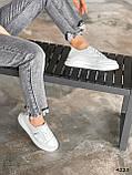 Кросівки жіночі Carol білі 4223, фото 10