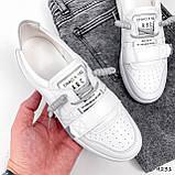 Кросівки жіночі Diva білі 4231, фото 2