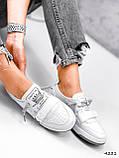 Кросівки жіночі Diva білі 4231, фото 3