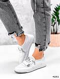 Кросівки жіночі Diva білі 4231, фото 8