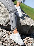 Кроссовки женские Madlen белые 4262, фото 3