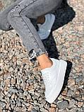 Кроссовки женские Madlen белые 4262, фото 5