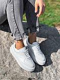 Кроссовки женские Madlen белые 4262, фото 6
