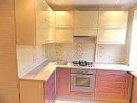 Мебель для кухни угловая под заказ
