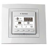Программируемый терморегулятор Terneo pro (белый)
