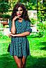 Платье женское 3/4 рукав