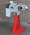 Ленточная шлифовальная машина по металлу MSM 75 Holzmann Австрия, фото 2