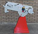 Ленточная шлифовальная машина по металлу MSM 75 Holzmann Австрия, фото 3