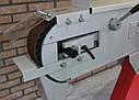 Ленточная шлифовальная машина по металлу MSM 75 Holzmann Австрия, фото 4