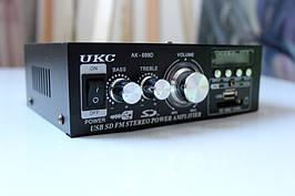 Усилитель звука UKC Xplod AK-699D +FM+SD+USB+MP3