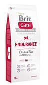 Brit Care Endurance 12 кг, брит для активных собак всех пород