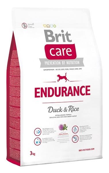 Brit Care Endurance 3 кг, брит для активных собак всех пород