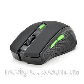 Миша бездротова JEDEL W400, 1600DPI, Black 2.4 GHZ, Box