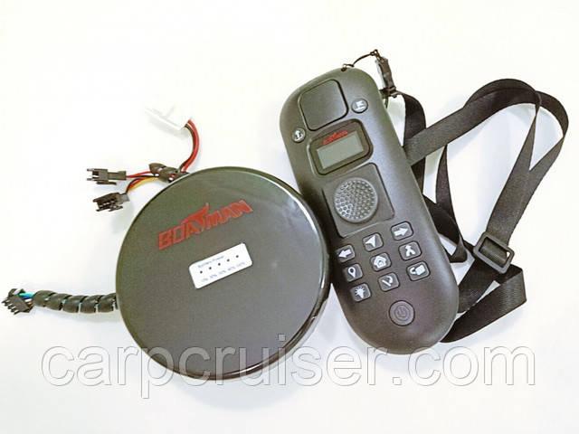 Boatman ACTOR GPS система V1 навігація, автопілот, автосброс, пам'ять 16 точок