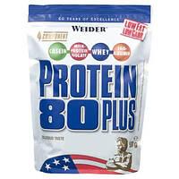 Протеин Weider Protein 80 Plus, 500 грамм Тофи-карамель